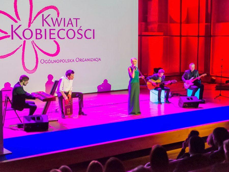Event Warszawa - Kwiat Kobiecości