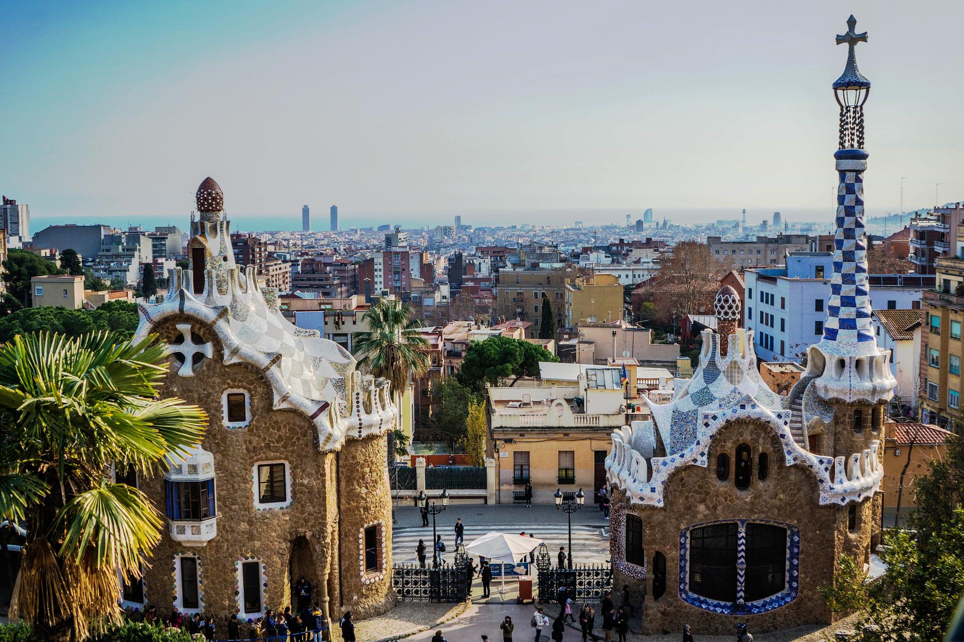 Agencja incentive, Barcelona, event, Park Guell