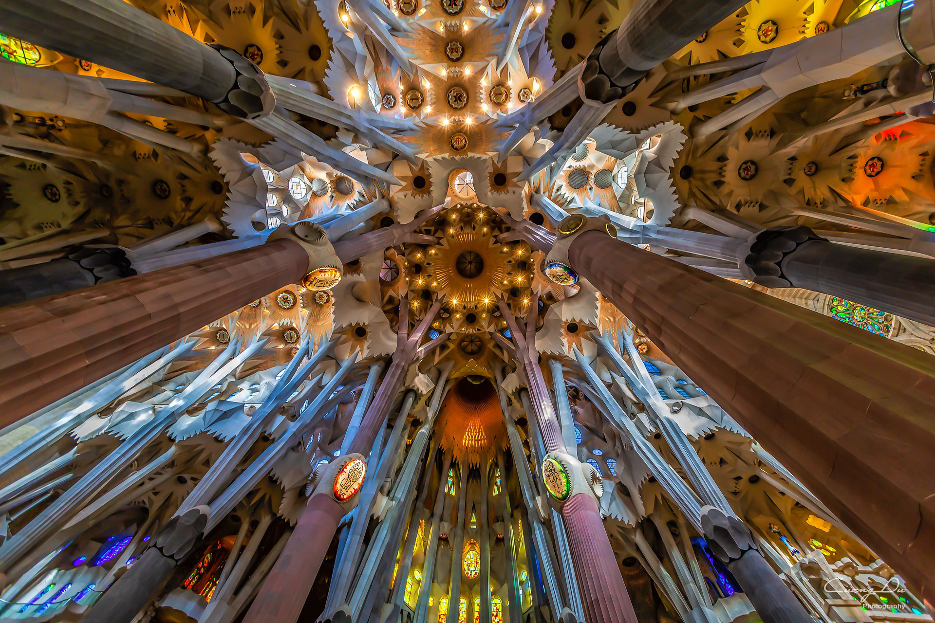 Barcelona, integracja, incentive, event, Sagrada Familia